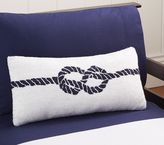 Pottery Barn Kids Nautical Knot Decorative Pillow