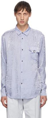 Keenkee Blue Eye Pocket Shirt