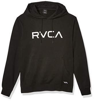 RVCA Men's Big Hooded Sweatshirt