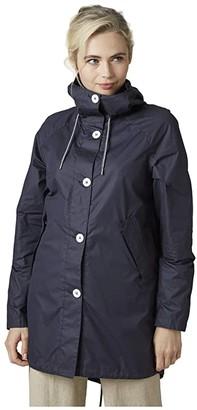 Helly Hansen JPN Summer Parka (Navy) Women's Clothing