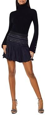 Ramy Brook Mirna Studded Skirt