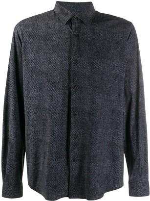 Canali Loose-Fit Shirt
