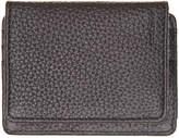 Cole Haan Pebbled Leather Clip Wallet - Men's