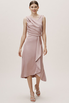 BHLDN Alston Dress By in Pink Size 16