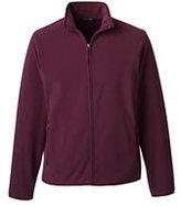 Classic Men's Tall Fleece Jacket-Red