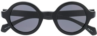 HUGO BOSS Round Frame Sunglasses
