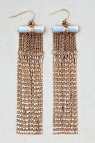 American Eagle Outfitters AE Chain Shoulder Duster Earrings