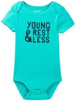 Joe Fresh Talking Bodysuit (Baby Boys)