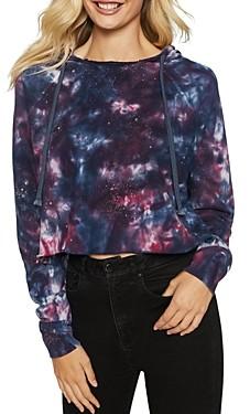 Spiritual Gangster Stella Tie-Dye Hooded Sweatshirt