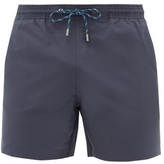 Marané Marane - Classic Bonded-seam Swim Shorts - Grey