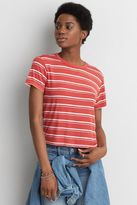 American Eagle Outfitters AE Soft & Sexy Shrunken T-Shirt