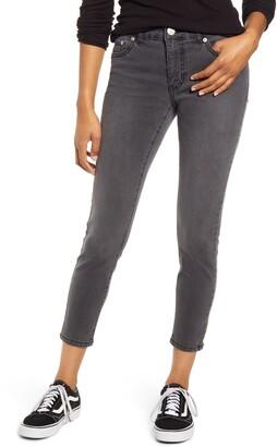 Prosperity Denim Crop Skinny Jeans