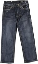 Buffalo 'Driven' Jeans (Toddler/Kids) - Old School Wash-2