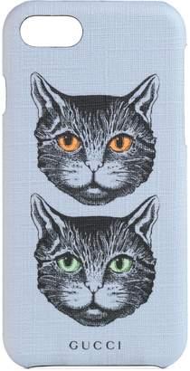 Gucci iPhone 8 case with Mystic Cat