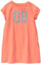Crazy 8 Neon 08 Sweatshirt Dress