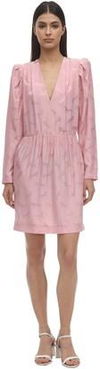 Stella McCartney Horse Jacquard Mini Dress