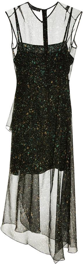 Jonathan Saunders Chiffon Marie Dress