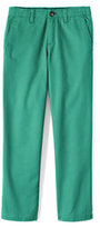 Classic Boys Husky Iron Knee Cadet Pants-Indian Emerald