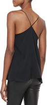 Milly Pleated Racerback Tank