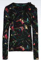 Emporio Armani Jacquard Sweater