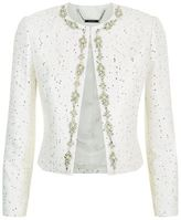Ted Baker Chilia Embellished Suit Jacket