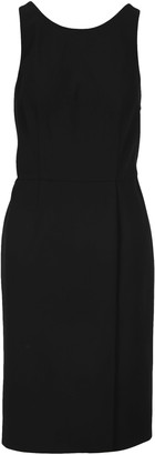Givenchy Graphic Neck Line Dress