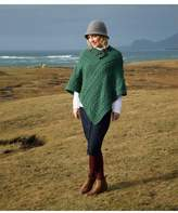 Carraigdonn Carraig Donn Ladies Poncho Connemara