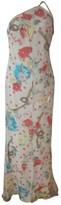 Ungaro Ecru Silk Dress for Women