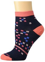 Smartwool Digi Mini Boot Sock (Deep Navy) Women's Crew Cut Socks Shoes