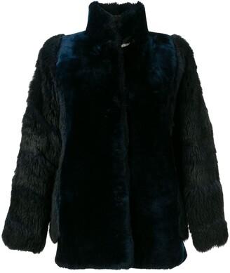 A.N.G.E.L.O. Vintage Cult Short Fur Coat
