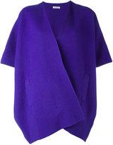 P.A.R.O.S.H. large cape coat - women - Wool - S