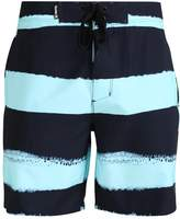 Hurley PHANTOM BEACHSIDE BROTHER Swimming shorts obsidian