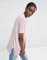 Asos Oversized Drapey T-Shirt