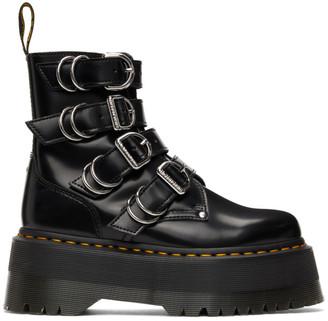 Dr. Martens Black Max Hardware Jadon Boots