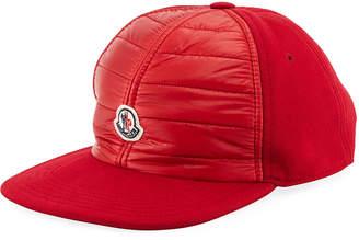 Moncler Men's Berretto Baseball Cap