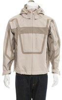 Gucci Two-Tone Rain Jacket