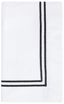 Frette Bordered Cotton Pillowcase