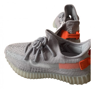 Yeezy Boost 350 V2 Grey Rubber Trainers