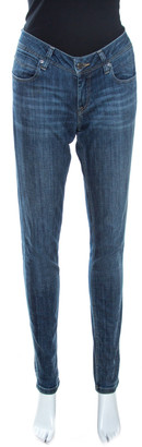 Burberry Indigo Denim Slim Fit Kensington Jeans M