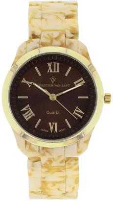 Christian Van Sant Women's Granite Watch