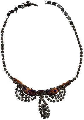Dannijo Metallic Crystal Necklaces
