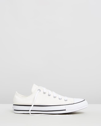 Converse Chuck Taylor All Star Iridescent Stripe Sneakers - Women's