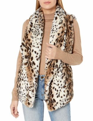 Jack by BB Dakota Women's Faux Fur Vest