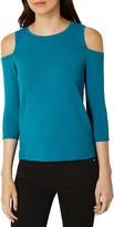 Karen Millen Cold Shoulder Sweater