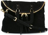 Barbara Bui gold-tone hardware shoulder bag