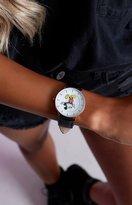 Disney Original Formal Black Leather Watch