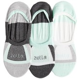 Zella Women's Secret 3-Pack Low Profile Socks