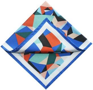 Emily Carter The Spectrum Bow Tie In Cobalt