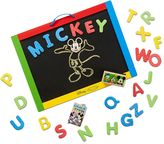 Melissa & Doug Mickey Mouse Clubhouse Magnetic Chalkboard by