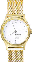 Mondaine Mh1.l1111.sm helvetica no1 light stainless steel watch